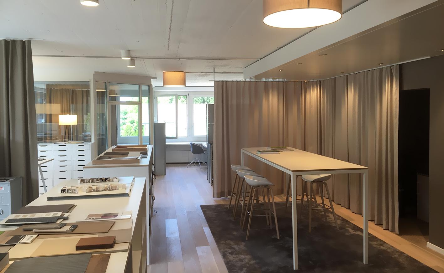 Innenarchitektur büro  über uns - atelier 10punkt3 ag - Innenarchitekt Bern / Zürich