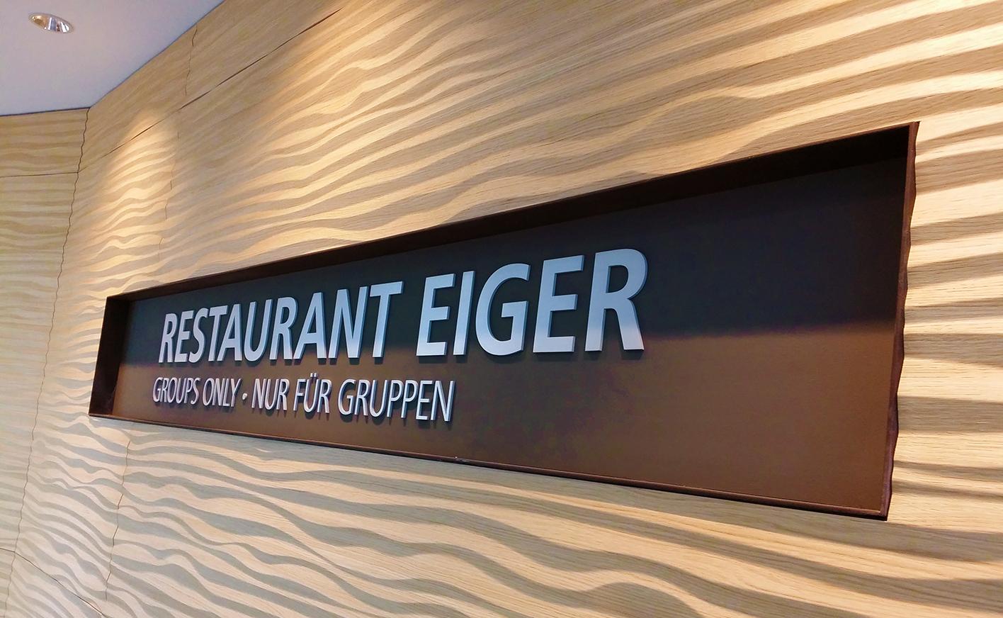 Innenarchitektur Bern innenarchitektur gletscherrestaurant jungfraujoch atelier 10punkt3